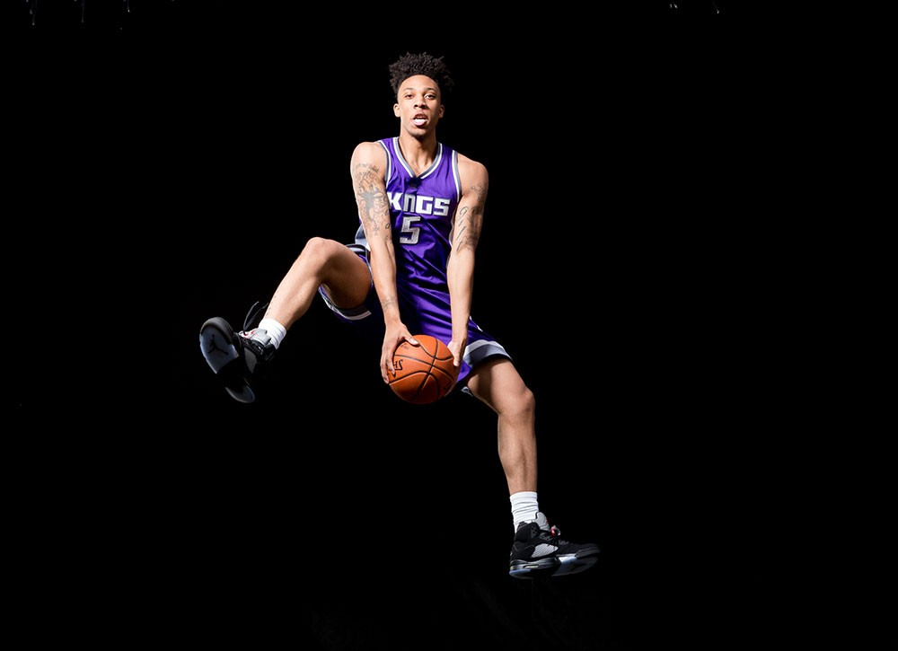 Malachi Richardson Sacramento Kings
